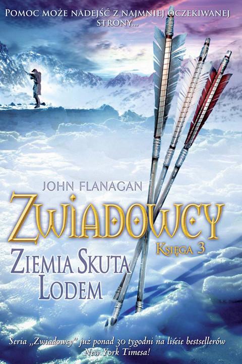 okładka Zwiadowcy 3: Ziemia skuta lodem, Ebook | John Flanagan
