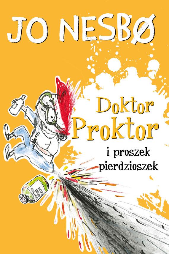 okładka Doktor Proktor i proszek pierdzioszek, Ebook   Jo Nesbø