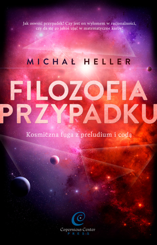 okładka Filozofia przypadku. Kosmiczna fuga z preludium i codąebook | epub, mobi | Michał Heller