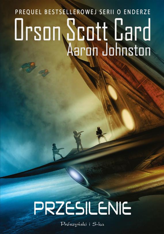 okładka Przesilenie, Ebook | Orson Scott Card