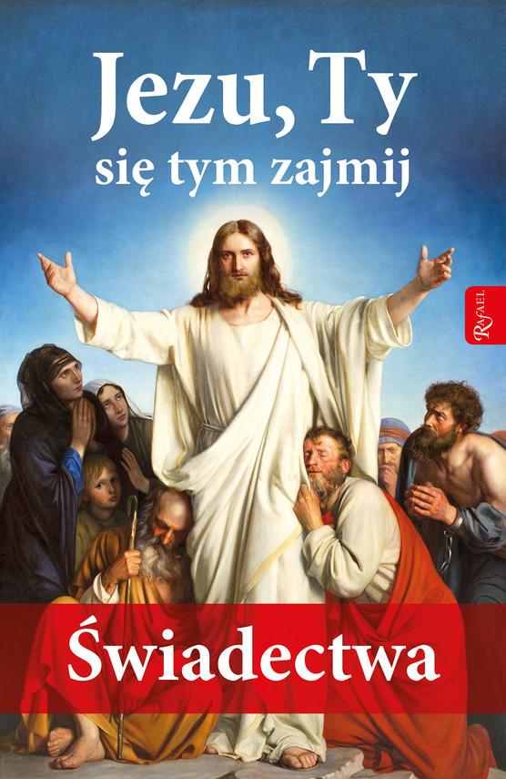 okładka Jezu, Ty się tym zajmij, Ebook | Małgorzata Pabis