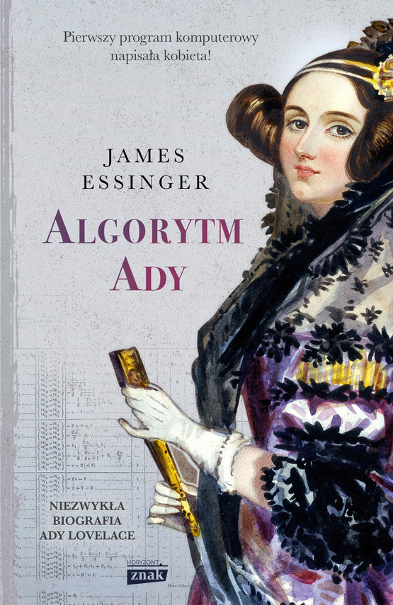 okładka Algorytm Adyebook | epub, mobi | James Essinger