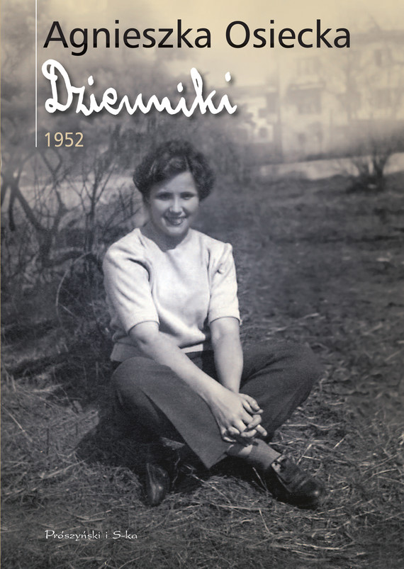 okładka Dzienniki 1952, Ebook   Agnieszka Osiecka
