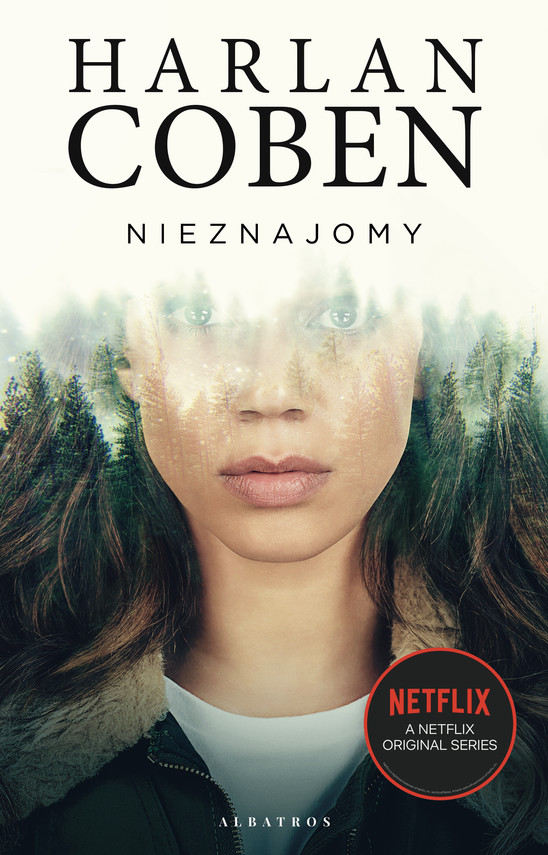 okładka Nieznajomy, Ebook   Harlan Coben