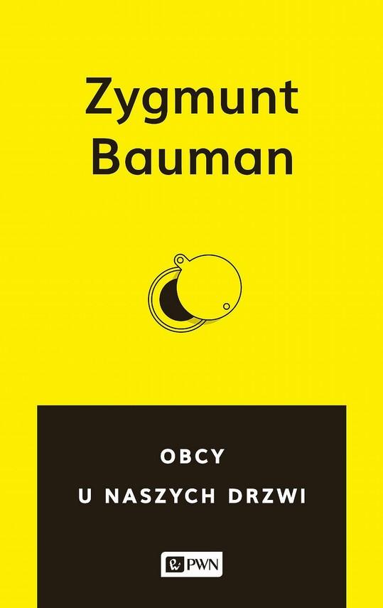 okładka Obcy u naszych drzwiebook | epub, mobi | Zygmunt Bauman