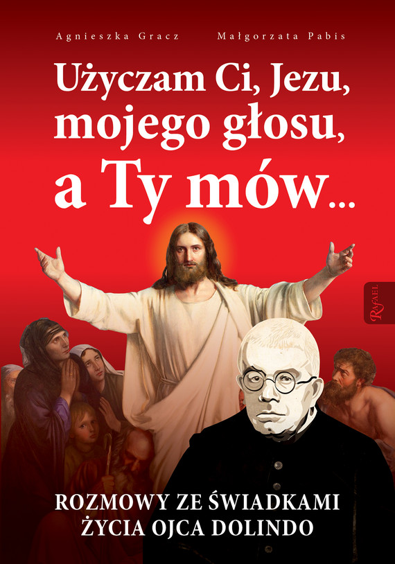 okładka Użyczam Ci, Jezu, mojego głosu, a Ty mów..., Ebook | Małgorzata Pabis, Agnieszka Gracz
