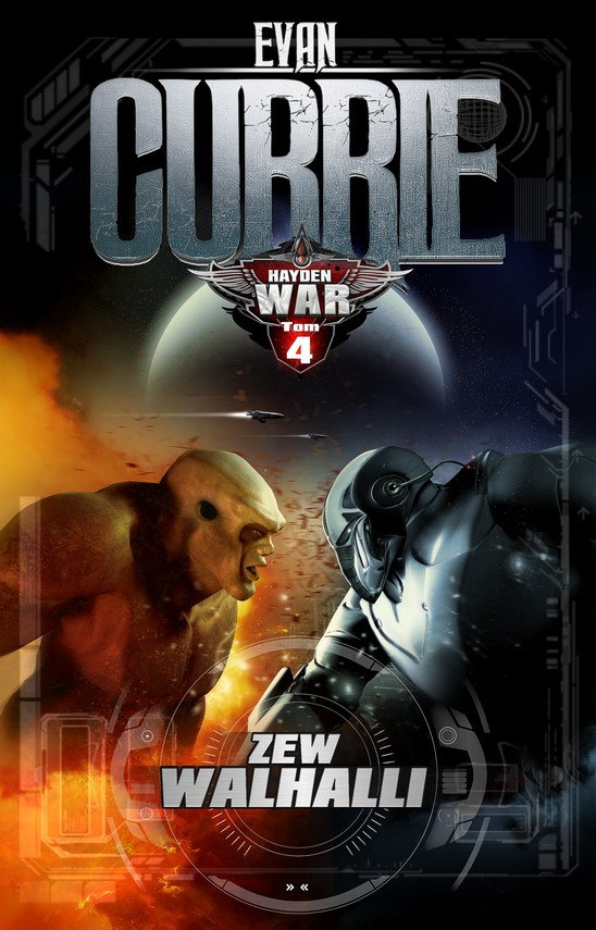 okładka Hayden War. Tom 4. Zew Walhalli, Ebook | Evan Currie
