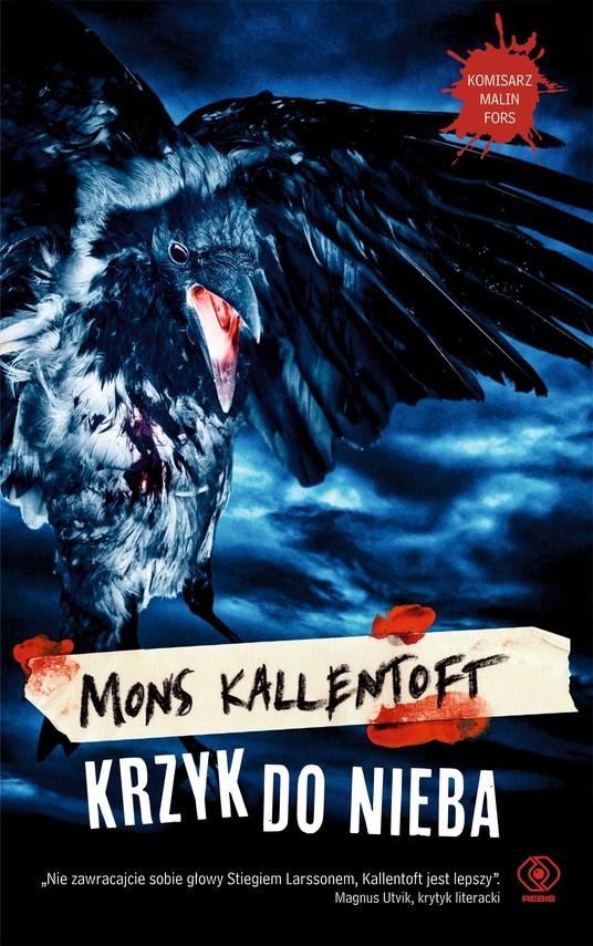 okładka Krzyk do nieba, Ebook | Mons Kallentoft
