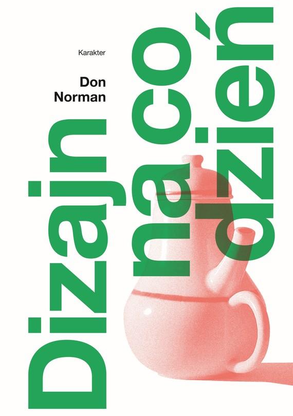okładka Dizajn na co dzień, Ebook | Don Norman
