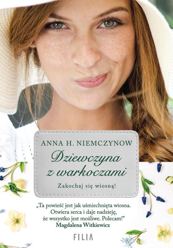 okładka Dziewczyna z warkoczamiebook | epub, mobi | Anna H. Niemczynow