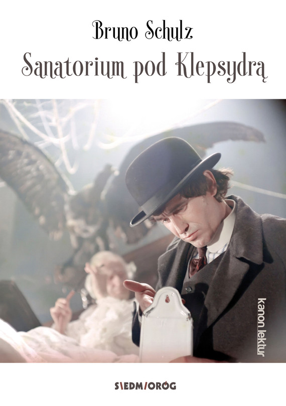 okładka Sanatorium pod Klepsydrąebook   epub, mobi   Bruno Schulz