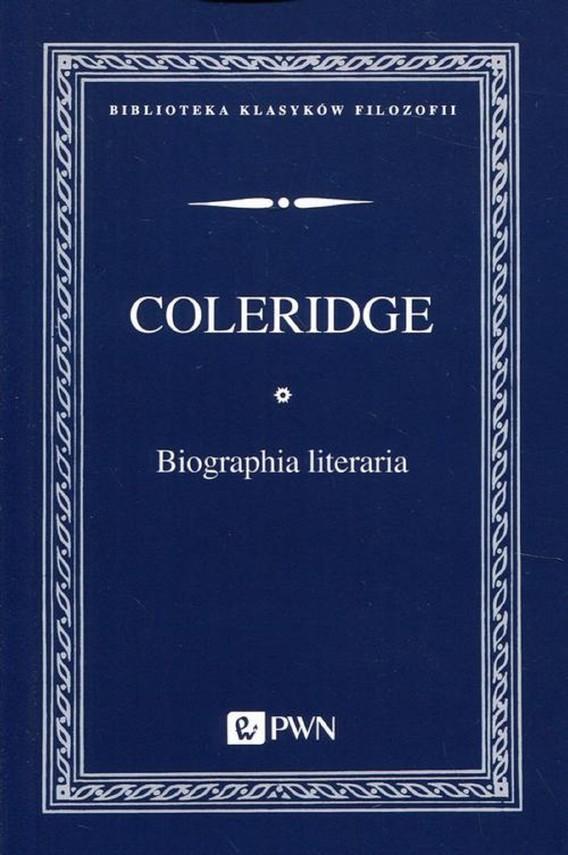 okładka Biographia literariaebook | epub, mobi | Samuel Taylor Coleridge