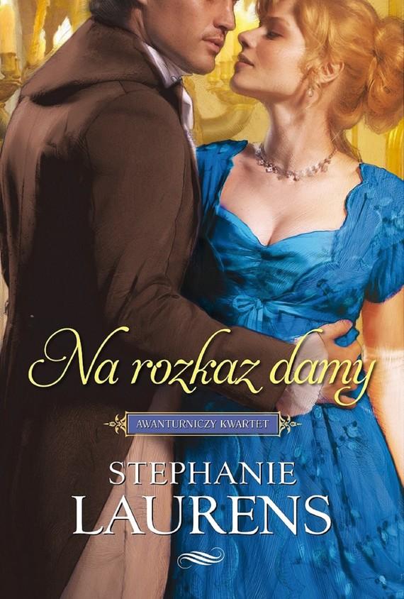 okładka Na rozkaz damyebook | epub, mobi | Stephanie  Laurens