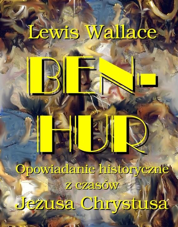 okładka Ben Hurebook | epub, mobi | Lewis  Wallace