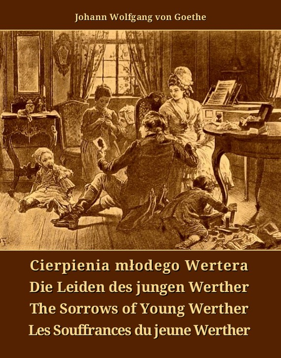 okładka Cierpienia młodego Werteraebook | epub, mobi | Johann Wolfgang von Goethe