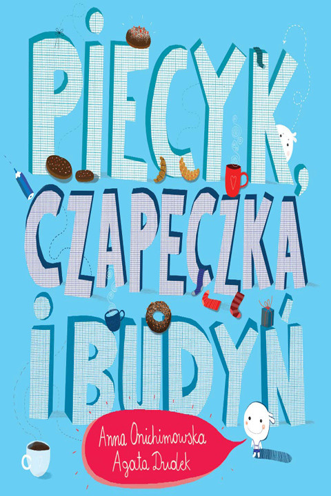 okładka Piecyk. czapeczka i budyńebook | pdf | Anna Onichimowska