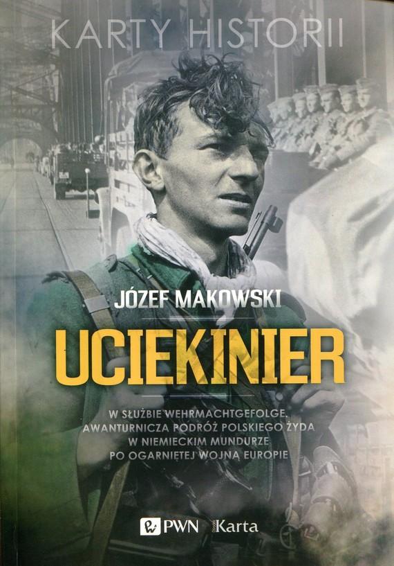 okładka Uciekinier, Ebook   Józef  Makowski