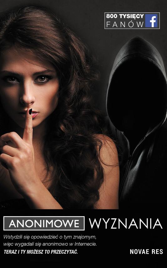 okładka Anonimowe Wyznaniaebook   epub, mobi   Anonimowe Wyznania