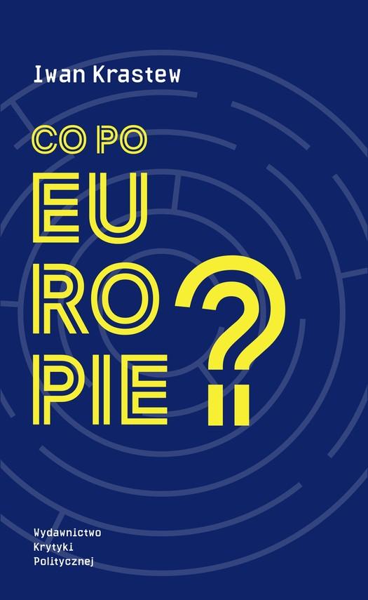okładka Co po Europie?ebook   epub, mobi   Iwan  Krastew