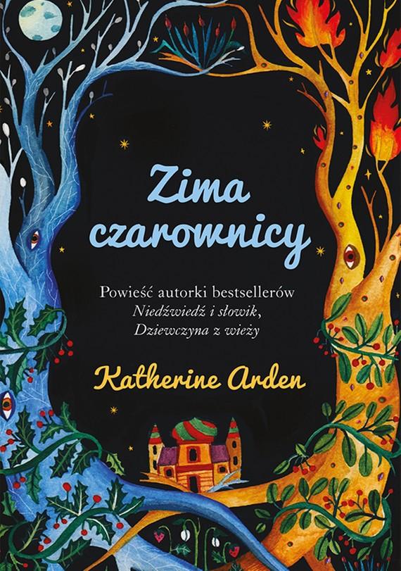 okładka Zima czarownicy, Ebook | Katherine Arden