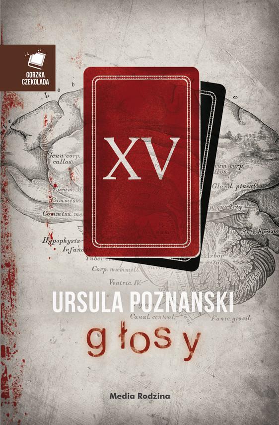 okładka Głosy, Ebook | Ursula Poznanski