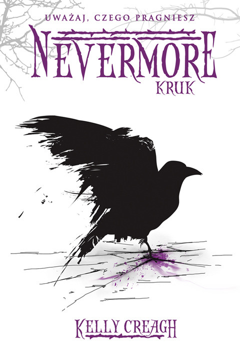 okładka Nevermore -- Kruk, Ebook   Kelly Creagh