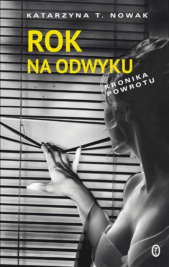 okładka Rok na odwyku. Kronika powrotuebook | epub, mobi | Katarzyna T. Nowak