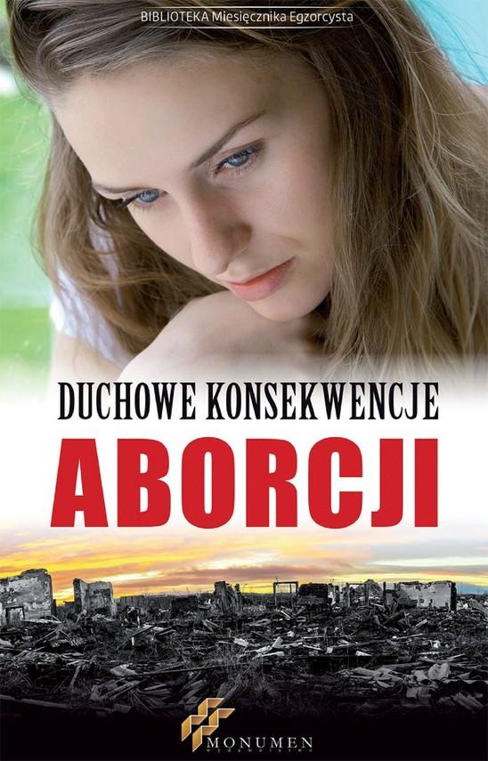okładka Duchowe konsekwencje aborcji, Ebook   Opracowanie zbiorowe