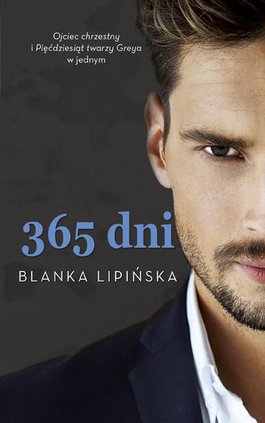 okładka 365 dni, Ebook | Blanka Lipińska