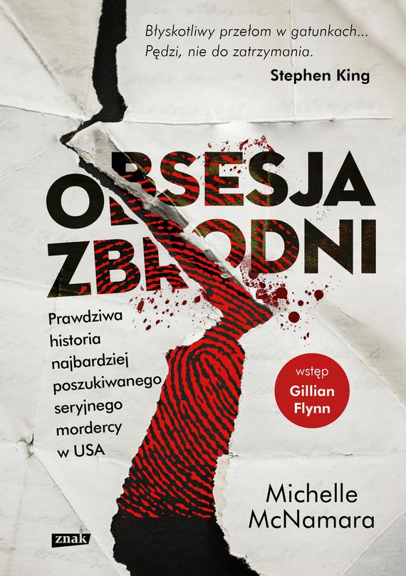 okładka Obsesja zbrodni, Ebook | Michelle McNamara