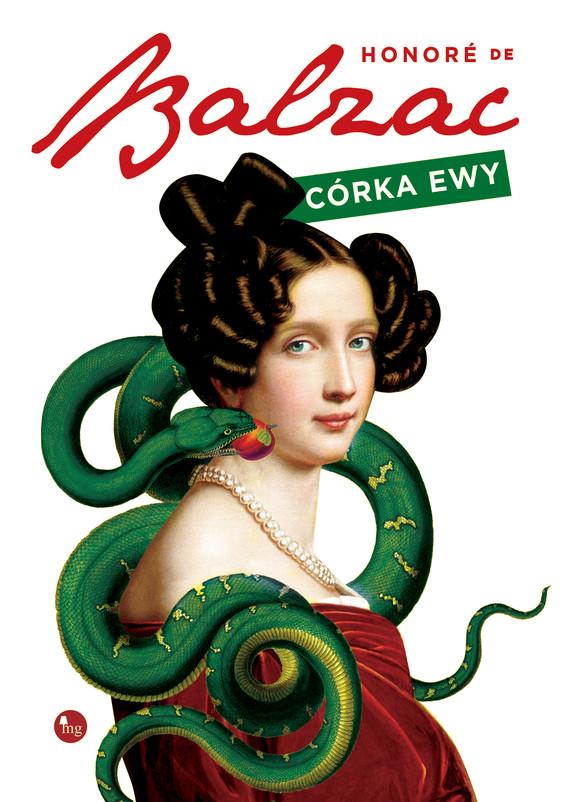 okładka Córka Ewyebook | epub, mobi | Honoré de Balzac
