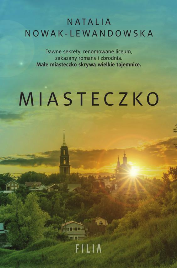 okładka Miasteczko, Ebook | Natalia Nowak-Lewandowska