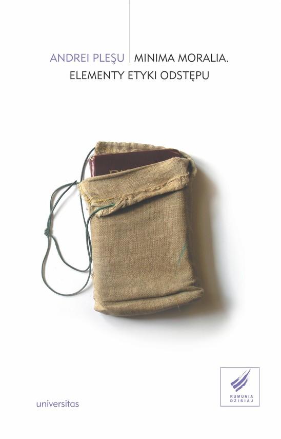okładka Minima moralia. Elementy etyki odstępu, Ebook | Andrei Pleşu