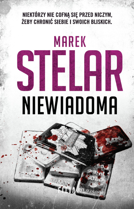 okładka Niewiadomaebook | epub, mobi | Marek Stelar