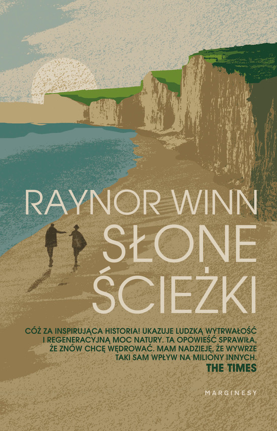 okładka Słone ścieżki, Ebook | Raynor  Winn