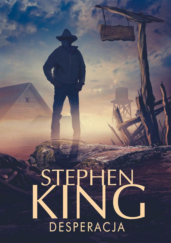 okładka Desperacjaebook | epub, mobi | Stephen King