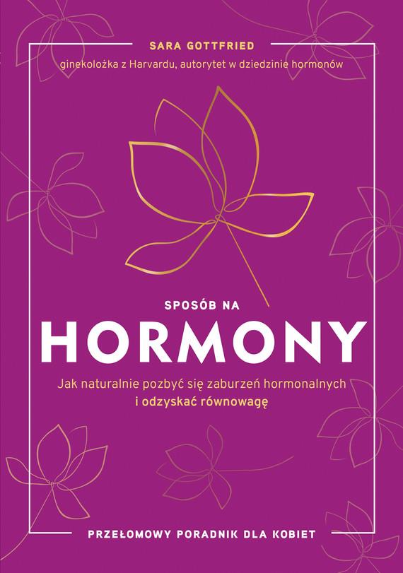 okładka Sposób na hormonyebook | epub, mobi | Sara Gottfried