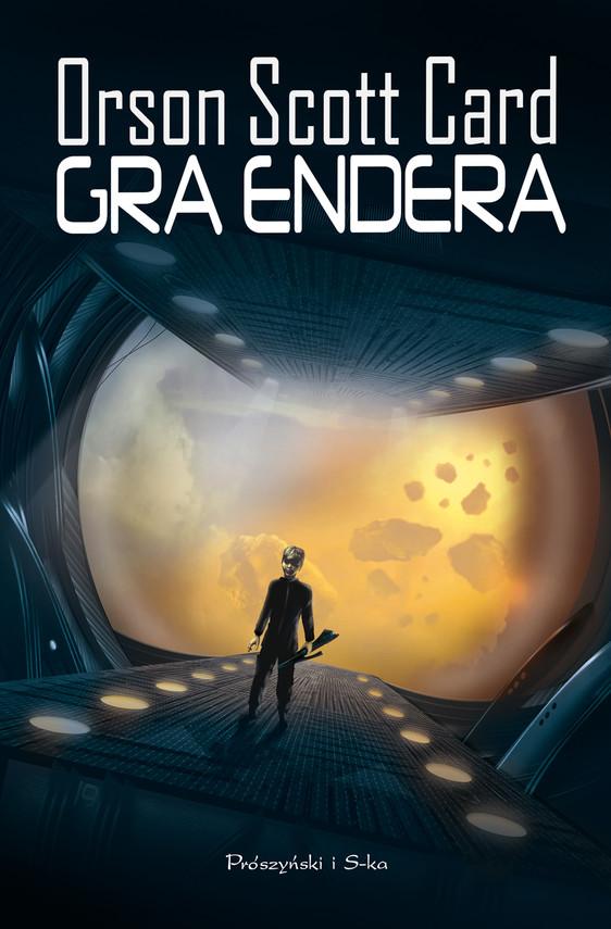okładka Gra Enderaebook | epub, mobi | Orson Scott Card