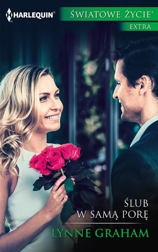 okładka Ślub w samą porę, Ebook | Lynne Graham