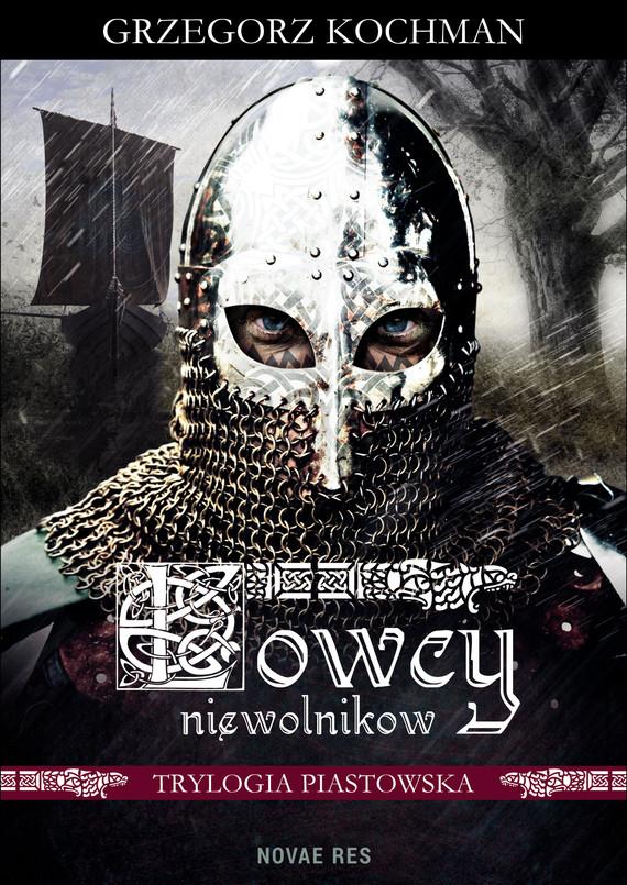 okładka Łowcy niewolników, Ebook | Grzegorz Kochman