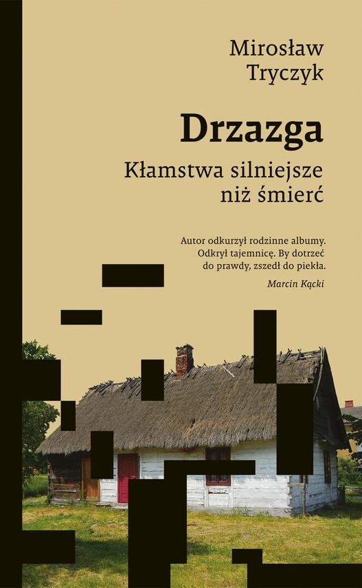 okładka Drzazga, Ebook | Mirosław Tryczyk