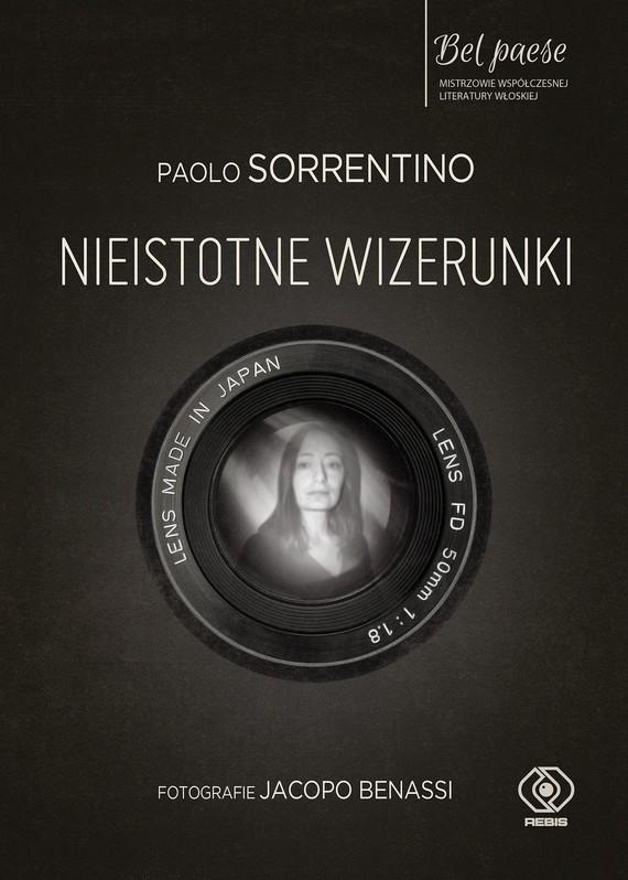 okładka Nieistotne wizerunki, Ebook | Paolo Sorrentino