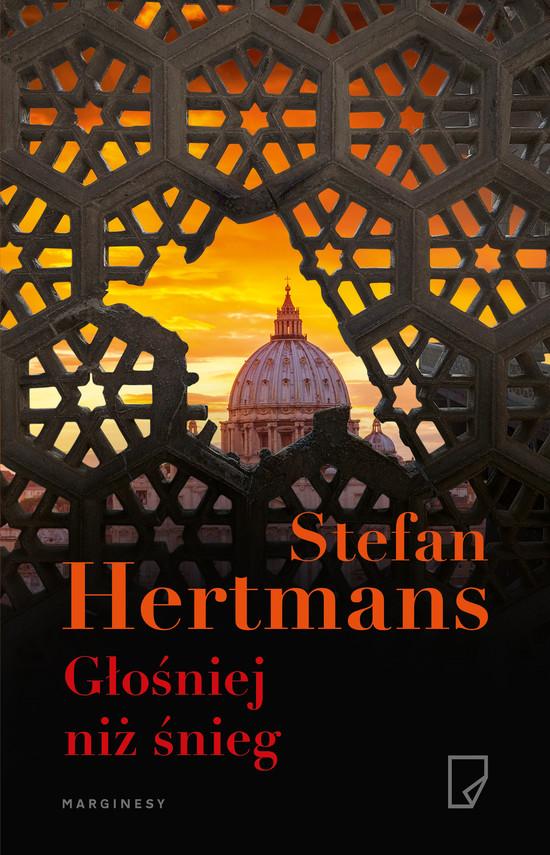okładka Głośniej niż śnieg, Ebook | Stefan Hertmans