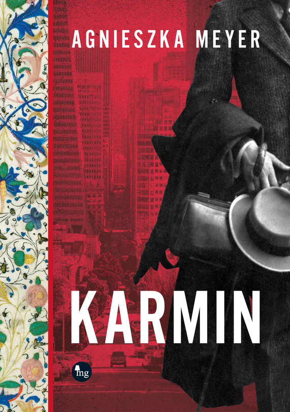 okładka Karminebook | epub, mobi | Agnieszka Meyer