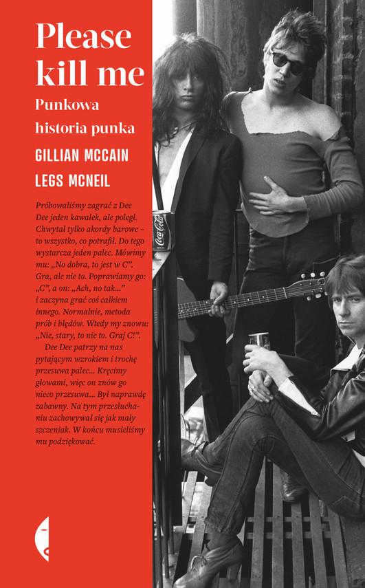 okładka Please kill me. Punkowa historia punka, Ebook | Gillian McCain, Legs McNeil