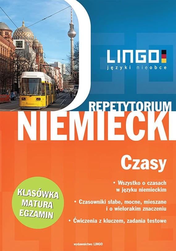 okładka Niemiecki. Czasy. Repetytoriumebook | pdf | Tomasz Sielecki