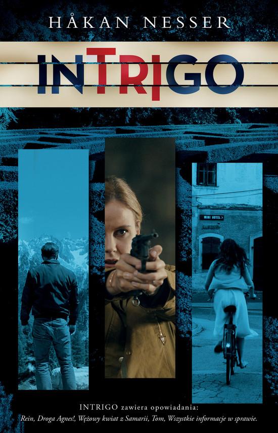 okładka Intrigo, Ebook | Håkan Nesser