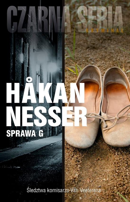 okładka Detektyw Van Veeteren (#10). Sprawa G, Ebook | Håkan Nesser