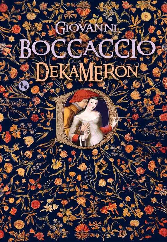 okładka Dekameron, Ebook   Giovanni Boccaccio