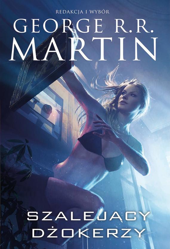 okładka Szalejący dżokerzy, Ebook | George R.R. Martin